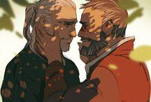 Fenris and Garret