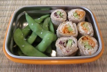 School Lunch Ideas / by Carol Lewin