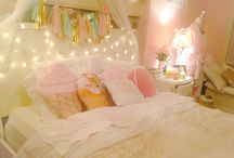 My girly home