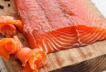 Marinatura salmone