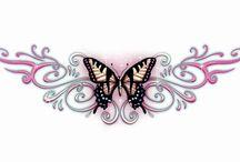 Tatoo Possibilities / New me...new tatoos