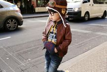 Style for the little one's