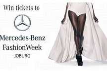 #MBFWJ2013  Competition / Win tickets to the first instalment of Mercedes-Benz Fashion Week 2013!