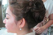 La Rose Bridal - Hairdo