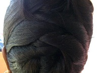 Hairstyles / Simple yet sophisticated hairstyles for 2012 weddings  - Rhonda Davis of RAD Event Production, Inc.