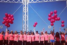 ACTIVE NATION DAY 2014 / Active Nation Day is done & dusted... for now! Here's how YOU moved it on Sun 29 Sept. Our Sporty Sisters rocked it xx / by Lorna Jane