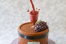 torta vino