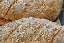 hjemmebagt brød mm