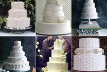 Cake Cake Cake / Wedding cake inspiration / by Style Events