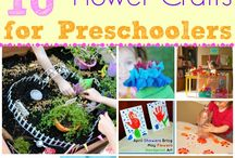 Flowers for Kids / Flowers can be great fun for kids as well.