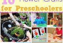 Flower Unit Activities