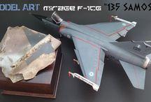 "MIRAGE F-1CG ""135 ΣΑΜΟΣ"""