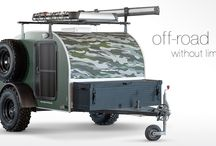 Freerider Mini-Caravan / Do you want to experience true freedom and not to be limited by terrain features, or simply visit a place where no road leads? Our mini-caravan FreeRider will follow you anywhere. We specializes in the, sale and full service of this off-road caravan. Everything only depends on your taste and requirements for your mini-caravan. For more information about off-road trailers, please contact us.