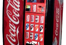 Coke Machines / Coke Soda Vending Machines
