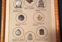 War badges