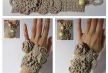 Crochet misc. / by Melonie Gulbrandson