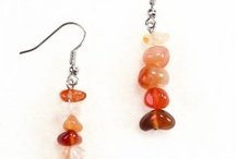 Gemstones on a Budget - Chip Jewelry / Chip necklaces and earrings are inexpensive ways to wear healing gemstones. Chips are the parts left over when jewelers cut stones for high-end jewelry. The chips are tumbled, drilled and strung on cord or wire. / by Crystal Life Technology, Inc.