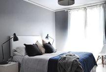 Bedroom / Bedroom styling ideas