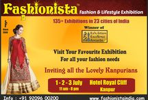 Fashionista Invites / Inviting you all for the Fashion Exhibitions in different Cities.