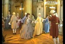 Period Dancing / Videos of dances popular in the Society for Creative Anachronism including medieval, Renaissance, and English Country Dancing (SCAdian and Regency performances)