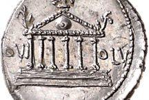 numismatica - architettura