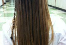 hair / by Callie