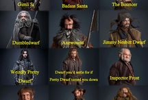 The Hobbit&LOTR
