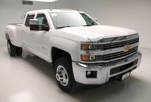 Chevrolet Silverado 3500HD / The power in these Silverado 3500HD's will have your engine revved up. Offered to you by the dealership with transparent deals, Vernon Auto Group!