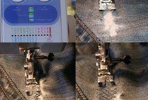 Nähmaschine & so wirds gemacht