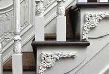 house / escalera