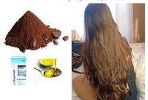 Cuidados com o cabelos