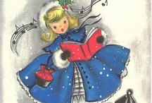 Vintage Christmas Cards / by Debra Ray