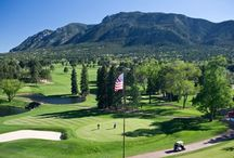 Broadmoor Golf Club / The #1 Golf Resort in North America  / by The Broadmoor