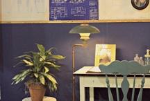 Reclaimed Industrial Bedroom display room / by Circa Dee