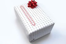 Gift Wrapping / by Jen Samsell