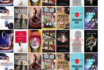 Recent Teen Additions / New items in our teen collection. / by The Brookfield Library