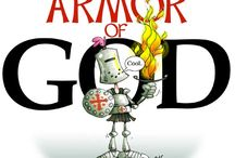VBS 2014 Armor of God / by Modern Modesty