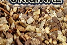 Awesome chex mix yummy