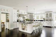 Kitchen Ideas / by Crystal Rosenlund