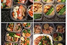 Pre packed meals