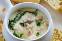 catering soup recipies