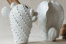Cactus Vase Designs