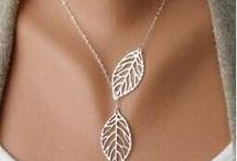 FREE Two-Leaf Pendant Necklace - Just Pay Shipping!