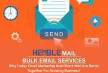 Bulk Email Marketing Service Provider / Kenble Mail is best provider of Email Marketing Service, Mass Mailing Service, Email marketing solutions, Bulk Email Services in India at reasonable price.
