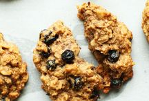 Recipes - portable snacks / Recipes for snacks easy to take along hiking and traveling.