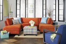 Bold Colors / by Domicile Furniture