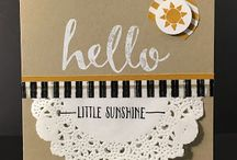 Stampin' Up! Sale-A-Bration 2016 / Receive a Free Sale-A-Bration item for every $50 you spend during Sale-A-Bration!  Details are on my website http://BeautyScraps.stampinup.net and you can visit my blog http://myBeautyScraps.com for inspiration!