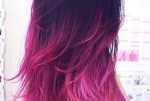 hair style and color ideas
