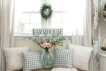 farmhouse  decoration
