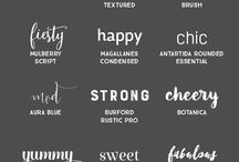 all about font